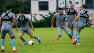 Trabzonspor Denizli'ye hazırlanıyor