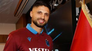 Trabzonspor'da Da Costa'nın sözleşmesi 1 yıl daha uzadı