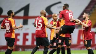 Galatasaray Göztepe'yi yendi