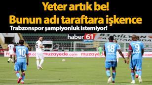 Trabzonspor Denizli'ye yenildi…