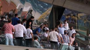 Başakşehir – Denizlispor maçında gerginlik