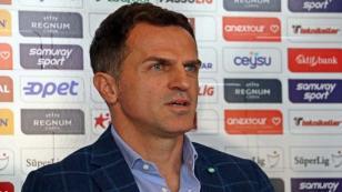 Rizespor'da yeni hoca açıklandı