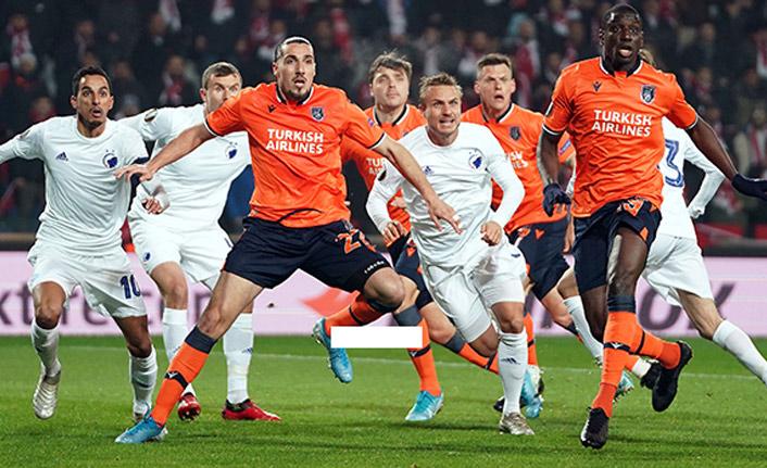 Kopenhag – Başakşehir maçı için karar verildi
