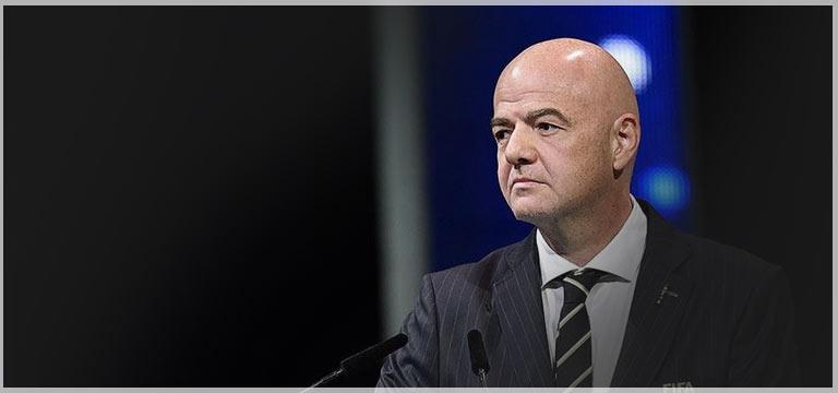 FIFA Başkanı Infantino hakkında soruşturma