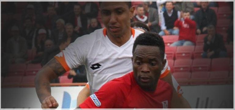 Bandırmaspor, Ganalı futbolcu Otoo'yu transfer etti