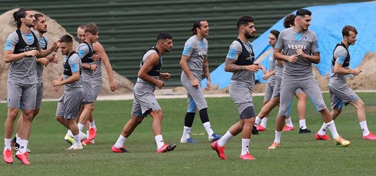Trabzonspor Alanyaspor'a hazır