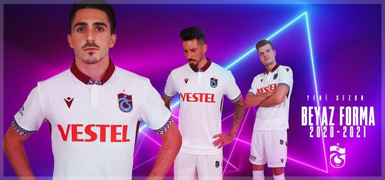Trabzonspor sahaya yeni formasıyla çıkacak