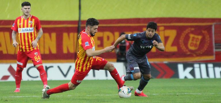 Kayserispor'dan Kovid-19 açıklaması! Trabzonspor maçı sonrası…