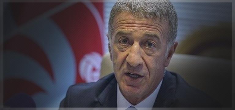 Trabzonspor'da başkan PFDK'lık oldu!