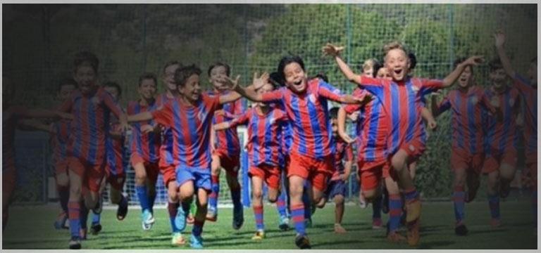 Altınordu Futbol Okulları 141 şubede hizmet veriyor