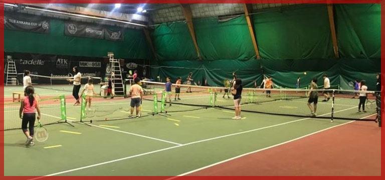 Ankara Tenis Kulübünün Kovid-19 testi negatif çıktı