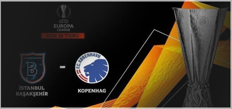 Kopenhag–Medipol Başakşehir maçı seyircisiz oynanacak