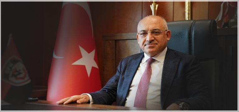 Mehmet Büyükekşi'den bayram kutlaması