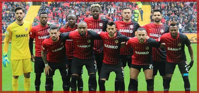 Gaziantep Futbol Kulübü hedefi tutturdu