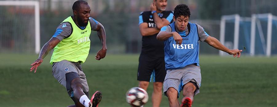 Trabzonspor, Alanyaspor hazırlıkları