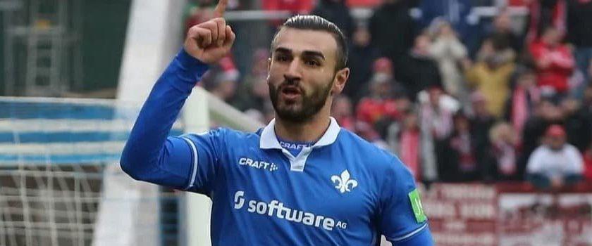 Trabzonspor'un golcü adayı Serdar Dursun