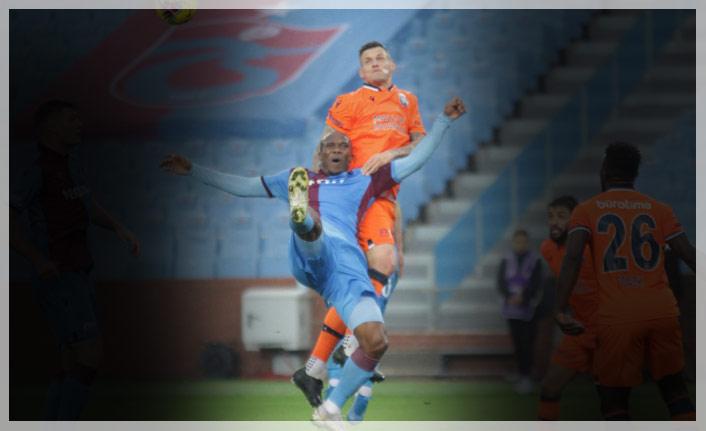 Trabzonspor doğrandı, Başakşehir kollandı
