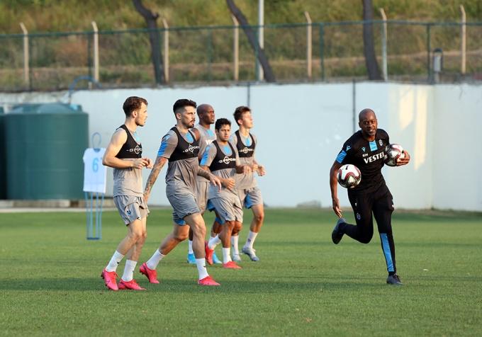 Trabzonspor Türkiye Kupası finaline hazırlanıyor