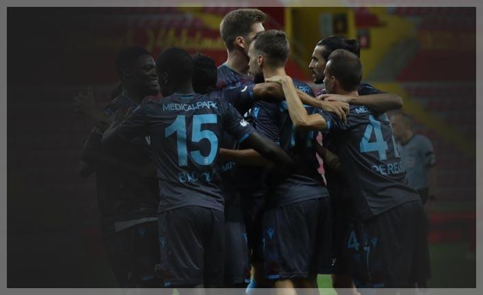 Trabzonspor gol