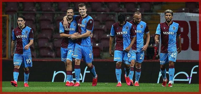 Trabzonspor 10 yıllık kupa hasretine son vermek istiyor