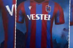 İşte Trabzonspor'un yeni forması