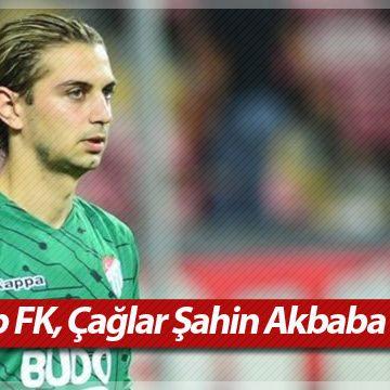 Çağlar Şahin Akbaba Gaziantep FK ile anlaştı!