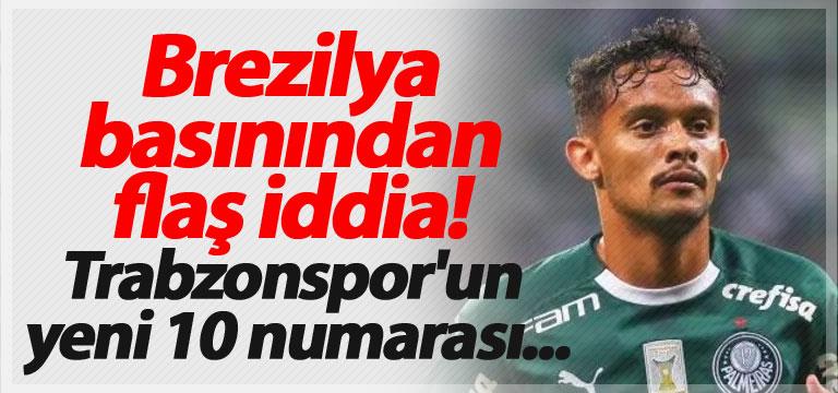 Brezilya basınından flaş iddia! Trabzonspor'un yeni 10 numarası…