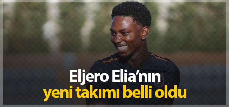 Eljero Elia yeni takımına imza attı