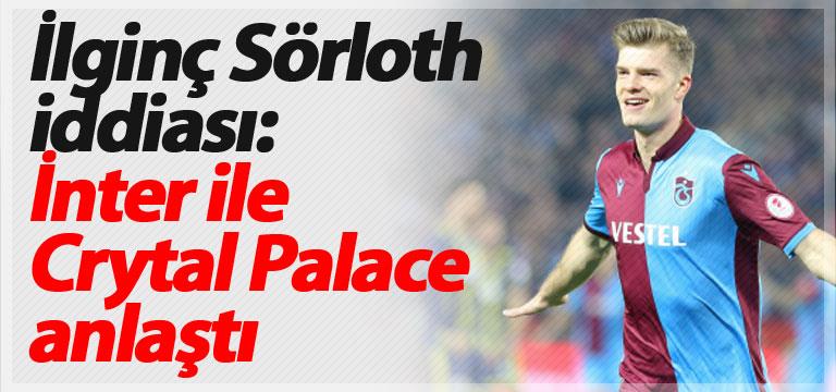 İlginç Sörloth iddiası: İnter ile Crytal Palace anlaştı