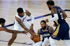 NBA'de Los Angeles Clippers'tan üçlük rekoru