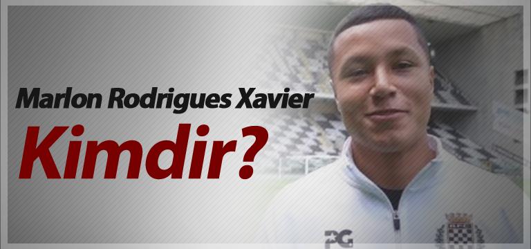 Trabzonspor'un açıkladığı Marlon Rodrigues Xavier Kimdir?