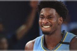 Memphis Grizzlies'te Jaren Jackson şoku