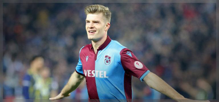 "Per Joar Hansen:"" Trabzonspor Sörloth için doğru tercih"""