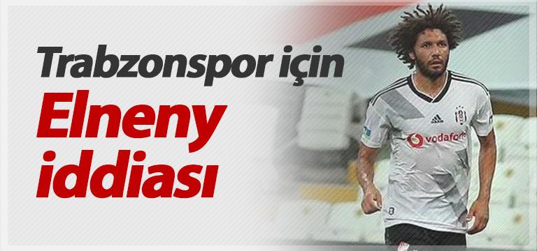 Trabzonspor için Mohamed Elneny iddiası