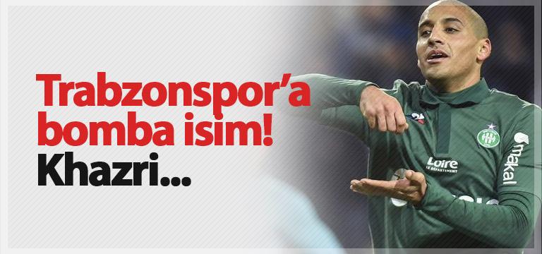 Trabzonspor için bomba iddia! Wahbi Khazri…