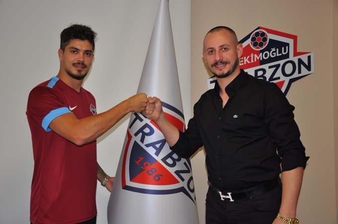 Hekimoğlu Trabzon'dan bir transfer daha! Bu kez Süper Lig'den...