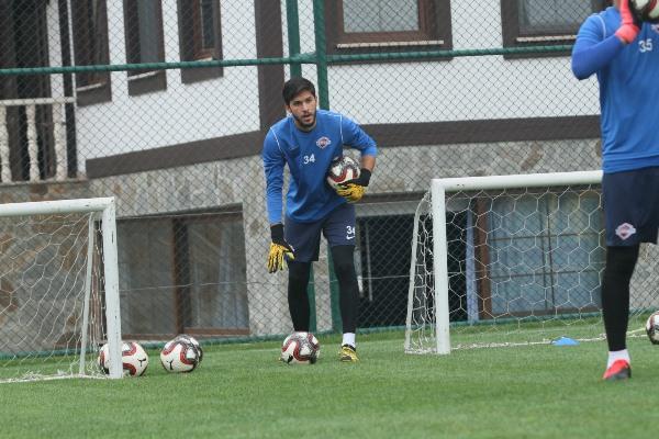 Hekimoğlu Trabzon'da Batuhan Ahmet Şen'e milli davet