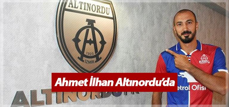 Ahmet İlhan Özek, Altınordu'ya transfer oldu