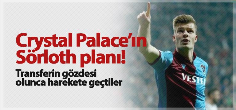 Crystal Palace Alexander Sörloth'u kaçırmak istemiyor
