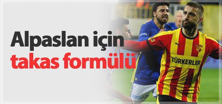 Trabzonspor'dan Alpaslan için takas formülü