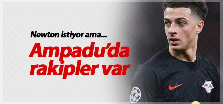 Ethan Ampadu'da Trabzonspor'a rakip var