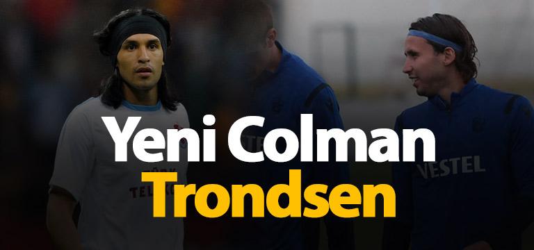 Anders Trondsen'ın Colman benzerliği