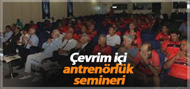 Çevrim içi antrenörlük semineri