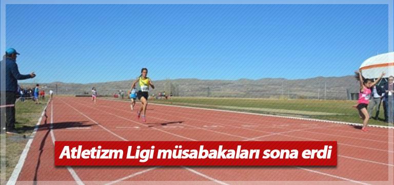 Atletizm Ligi müsabakaları sona erdi