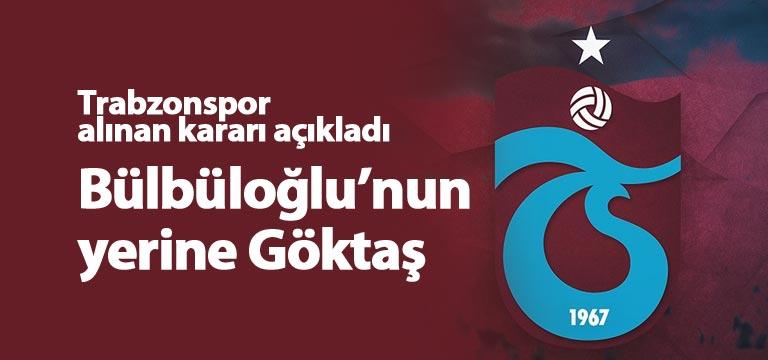 Trabzonspor'da alınan karar açıklandı