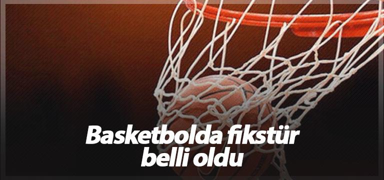 Türkiye Basketbol Ligi fikstürü belli oldu