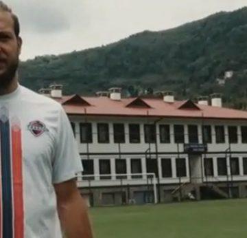 Batuhan Karadeniz yeniden Trabzon'da!