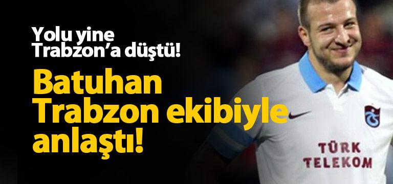 Batuhan Karadeniz Hekimoğlu Trabzon ile anlaştı!