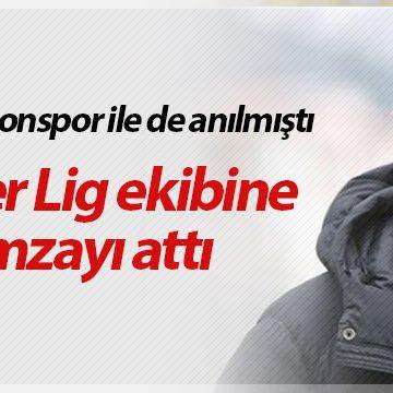 Kayserispor, teknik direktör Bayram Bektaş ile sözleşme imzaladı