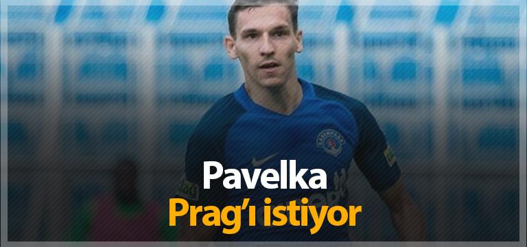David Pavelka Sparta Prag'a gitmek istiyor